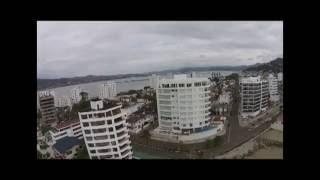 Bahía de Caráquez, Manabí, Ecuador. EcuaAssist 2015. Special thanks to Iván Rodríguez (Ivancho)