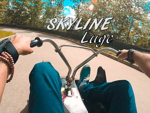 GoPro: Skyline Luge Mont Tremblant 2017, Canada