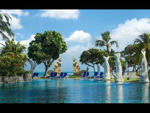 Discovery Kartika Plaza Hotel Kuta Bali Youtube
