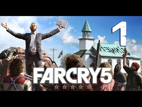 Far Cry 5 | En Español | Capítulo 1
