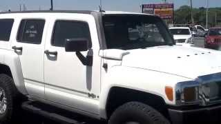 2006 Hummer H3 4X4 Review