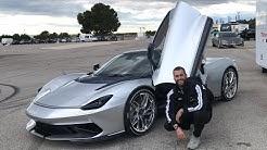 MY FIRST HYPERCAR?! 1900BHP €2 MILLION AUTOMOBILI PININFARINA BATTISTA!