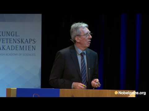 Nobel lecture: Jean-Pierre Sauvage, Nobel Laureate in Chemistry 2016