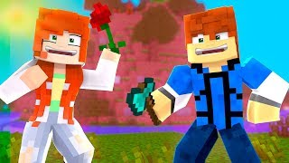 Our New Life! | Pixel Gardens - Minecraft SMP (Episode 1)