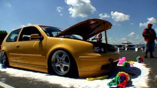 WATERFEST 17 2011 VW/Audi Car Show in Englishtown, NJ NEW JERSEY CAR SHOW REVHART VIDEOS