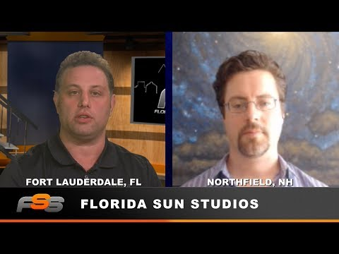 LIVE FROM FSS Green Screen Production Show Fort Lauderdale