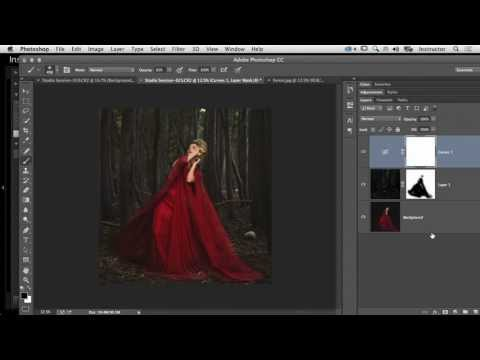 Brooke Shaden: How to Use Photoshop to Create a Fairy Tale Composite Photograph