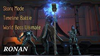 [MFF] Tier-2 Ronan (Marvel's Captain Marvel) Gameplay