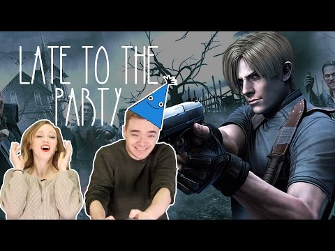 Let's Play Resident Evil 4 - Late To The Party