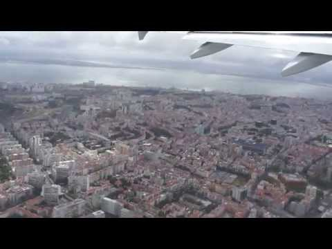 Lisbon to Budapest flight