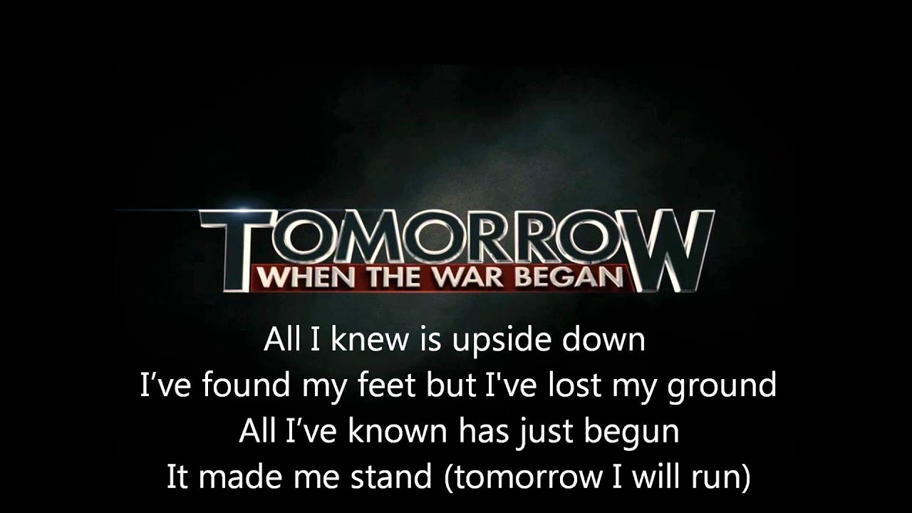 tomorrow when the war began quotes Tomorrow when the war began essay quotes on scene, resume writing service spokane, advantages and disadvantages of doing school homework.