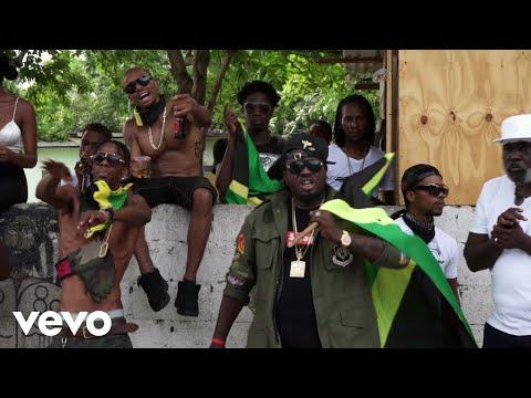 Jah Vinci - Born Ina Jamaica ft. Jakal, YRush