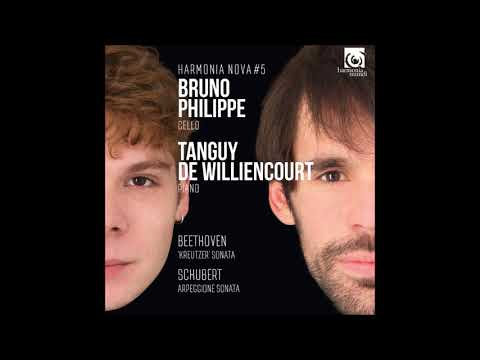 Bruno Philippe & Tanguy de Williencourt interpret Beethoven & Schubert (Audio video)