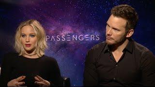 The Stars of Passengers Quiz NASA Scientist