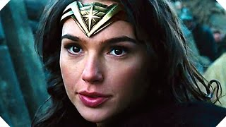 Repeat youtube video WONDER WOMAN (Gal Gadot, 2017) - Official TRAILER # 2