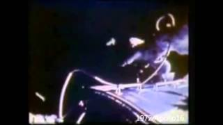 NASA FAKE Moon Landing 1972 Apollo16 air bubbles in the space MUST SEE!!!