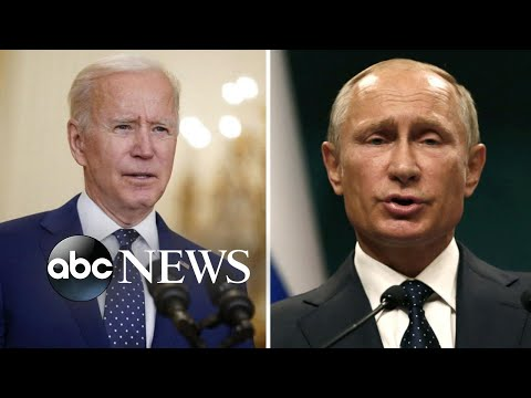 How Biden's face-to-face meeting with Vladimir Putin will go