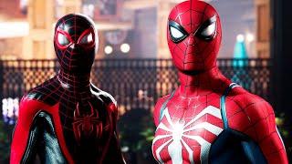 Marvel's Spider-Man 2 — Русский трейлер игры (Субтитры, 4К, 2023)
