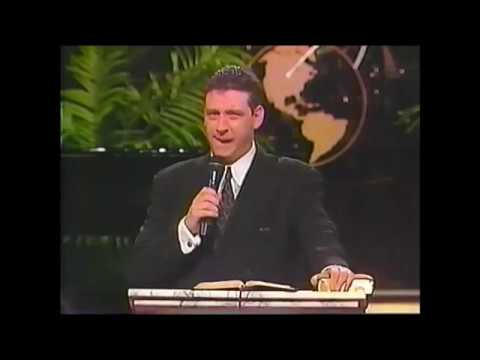 Dominion Camp Meeting 1996  Breakthrough Covenant Partner Anointing Service