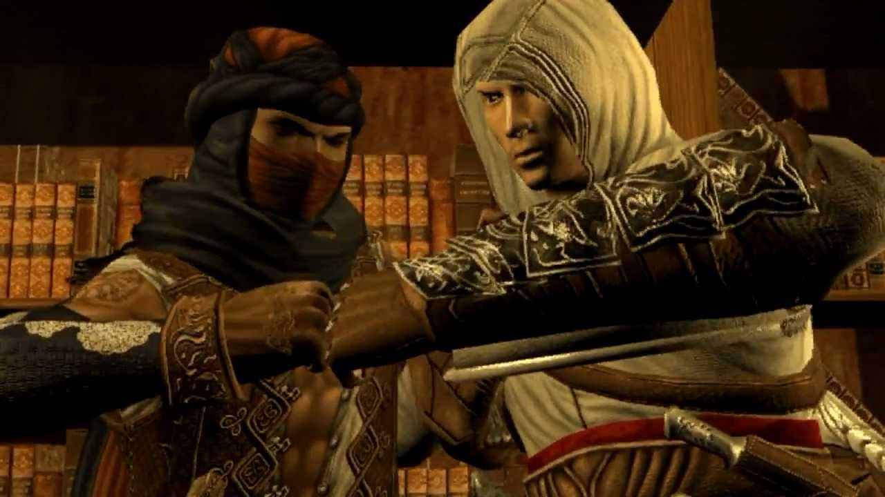 Prince Of Persia Hd Wallpaper Assassin S Creed Vs Prince Of Persia Hd Youtube