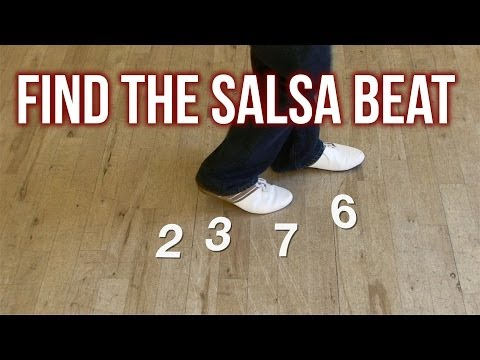 Find the Salsa Beat and Rhythm