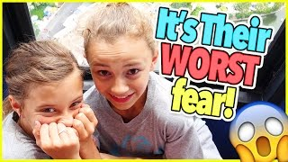 😱 DOES JAYLA FACE HER FEAR OF HEIGHTS?!?! 😱 5th Grade Field Trip at SEA WORLD!! Family Vlog