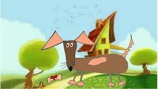 Учимся рисовать для детей 5-6 лет Давай нарисуем Собаку(Учимся рисовать. Уроки рисования. Рисовалки для детей 5-6 лет. Давай нарисуем вместе. На этом занятии КАК..., 2014-05-31T12:24:33.000Z)