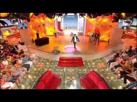 Khaled 2012 C'Est La Vie sur france 2