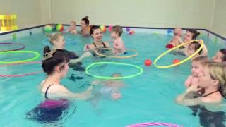 Груднички-Обучение плаванию в бассейне в Минске для детей (Курсы,Секция,занятия)