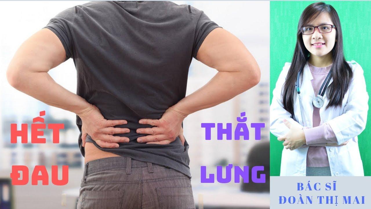 Hết Đau Thắt Lưng Cấp Với 4 Động Tác Massage Xoa Bóp Bấm Huyệt  Đơn Giản | Vietnamese Massage