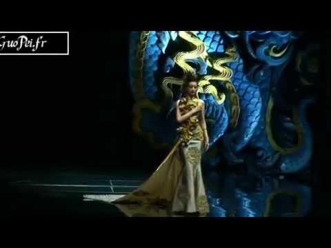 Guo Pei Fashion Show Haute Couture - Legend Of The Dragon