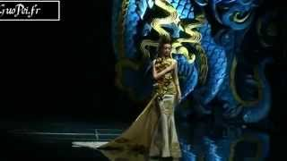 Guo Pei Fashion Show Haute Couture - Legend Of The Dragon