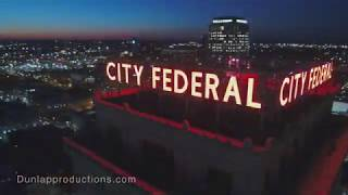 Drone and time lapse Video of Birmingham Alabama