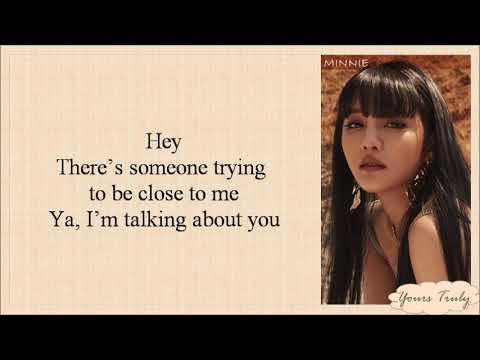 (G)I-DLE ((여자)아이들) - Uh-Oh (Easy Lyrics)