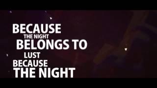 Vassili feat Mariam - Because The Night (Consoul Trainin Remix) (Lyrics Video)