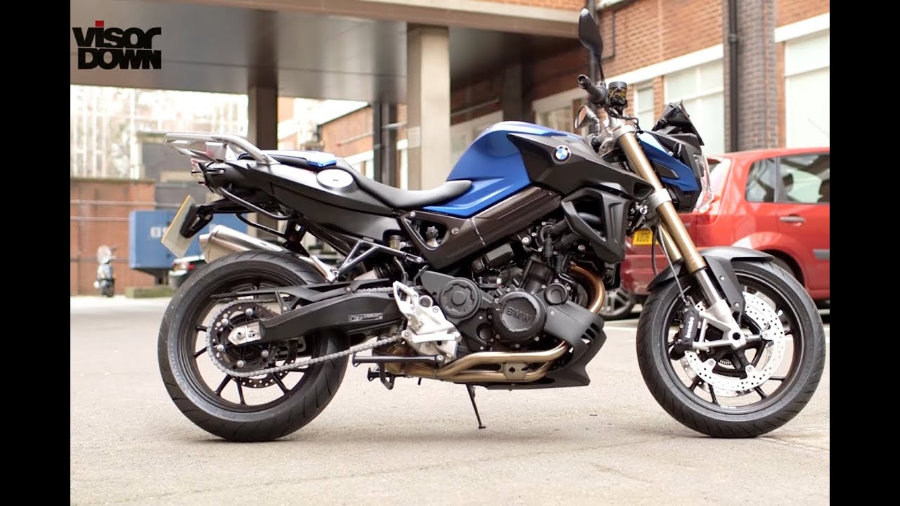 Bmw F800r Review Road Test Visordown Motorcycle Reviews Youtube