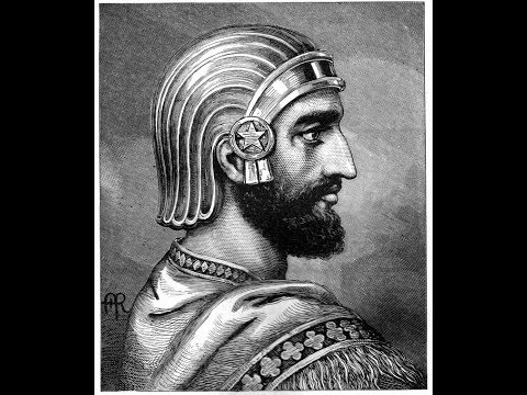 Cyrus The Great, King Of Persia