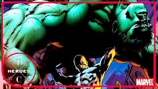СИЛЬНЕЙШИЕ Враги Халка. Кто Самый Главный Враг ХАЛКА? Marvel Comics