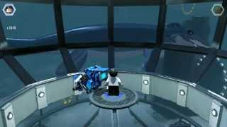 LEGO Jurassic World - Final Mosasaurus Gold Brick Location