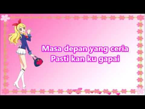 Aikatsu! Idol Katsudo Lyrics Bahasa Indonesia