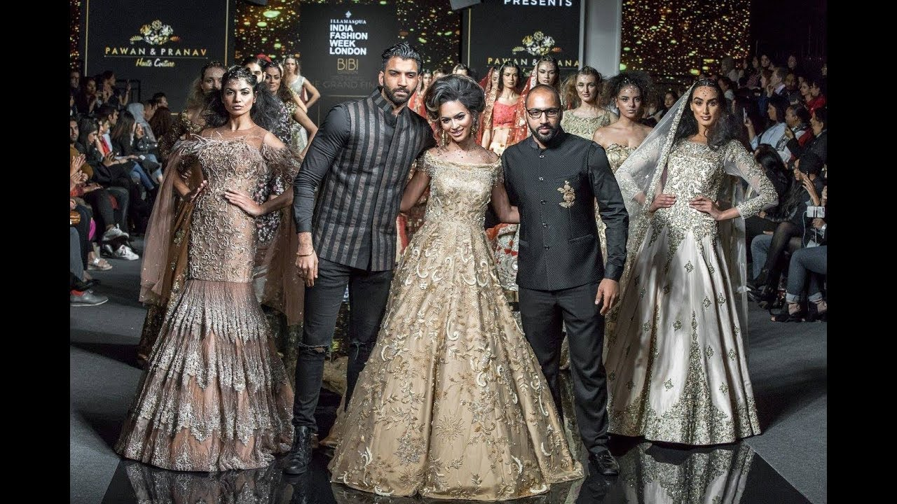 India Fashion Week London Highlights 2019 Youtube