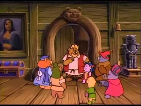 Gummi Bears Season 2 Episode 1
