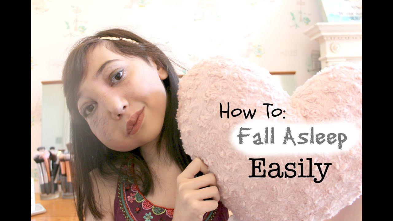 How To: Fall Asleep Easily Nikki Lilly