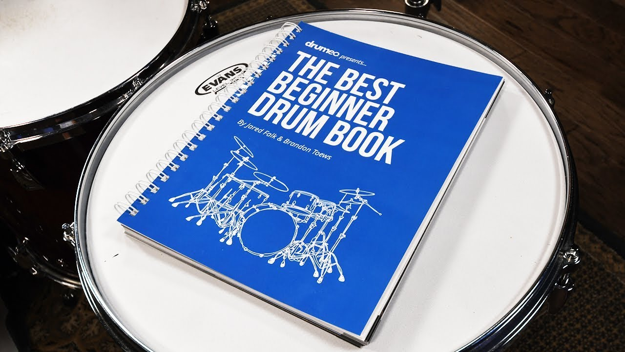 Image result for best beginner drum book drumeo""