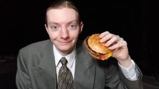 The McDonald's Quarter Pounder Bacon Burger of my Dreams!