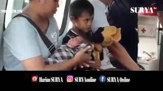 Kisah Pilu, Wanita Melahirkan Saat Berlayar Sampit-Surabaya