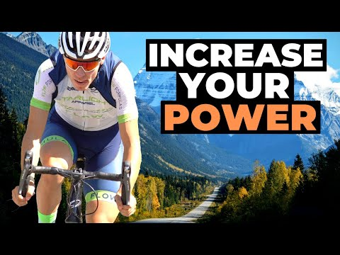 How to Increase Your Power on the Bike. The Science