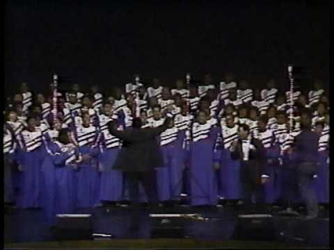 """Mississippi Mass Choir """"Near The Cross"""""""