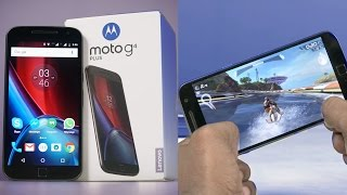 Moto G4 Plus Gaming Review with Temp Check & Benchmarks!
