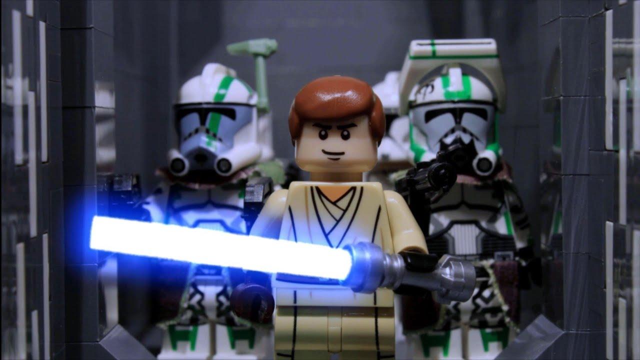 Download Lego Star Wars Stopmotion: Captured   Episode 1